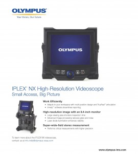 Olympus - Advt for 4 issues (May to Feb 2017)